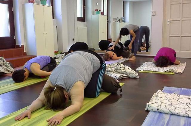 Chandra Jógastúdió | Workshopok | 5 alkalmas, kezdő gerincjóga tanfolyam